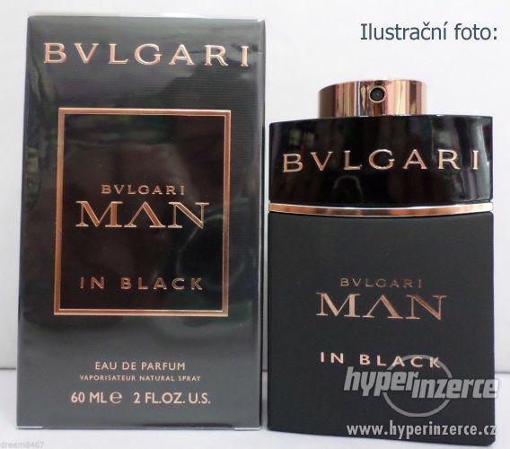 Bvlgari Man In Black - parfémová voda s rozprašovačem  Nové,
