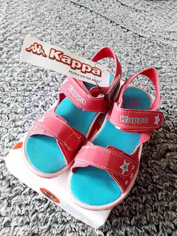 Sandálky Kappa velikost 28