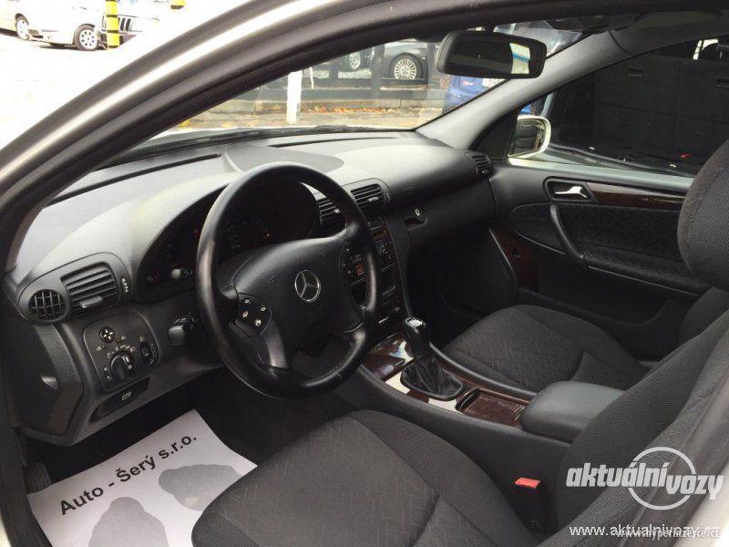 Mercedes-Benz Třídy C 2.0, nafta, r.v. 2001 - foto 13