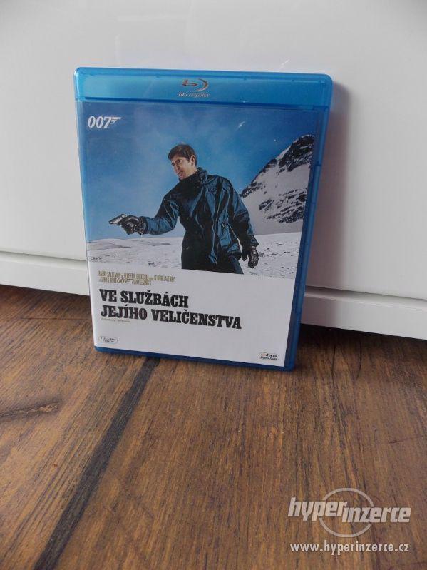 James BOND: Ve službách jejího veličenstva Blu-Ray