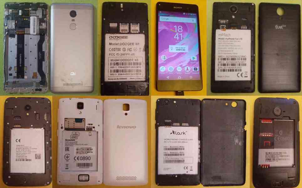 Základní desky k mobilům -zcela v pořádku!!!