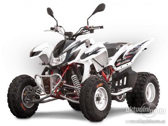 Prodej motocyklu Access Motor Warrior 450