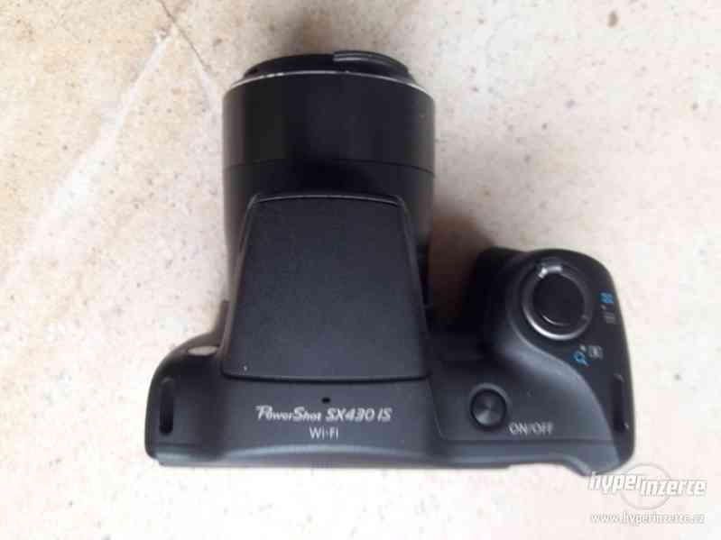 dig.fotak Canon PowerShot SX430 IS- Kolín - Modletice