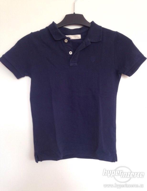 Chlapecké triko ZARA - foto 1