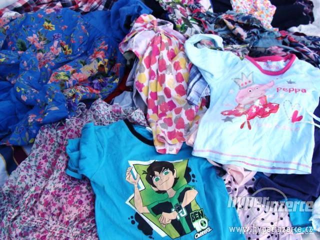 Dětské oblečení Anglie
