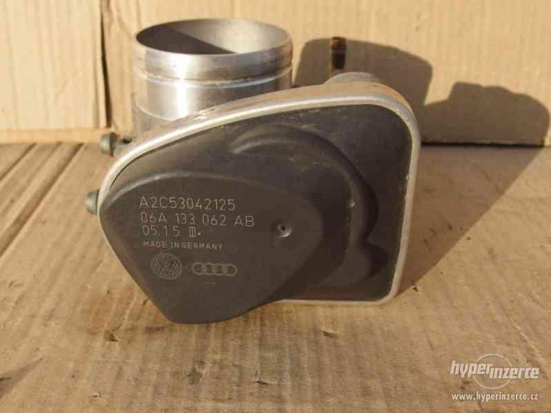 Originální škrtící klapka Škoda Octavia I 1.6/75 kW - foto 6