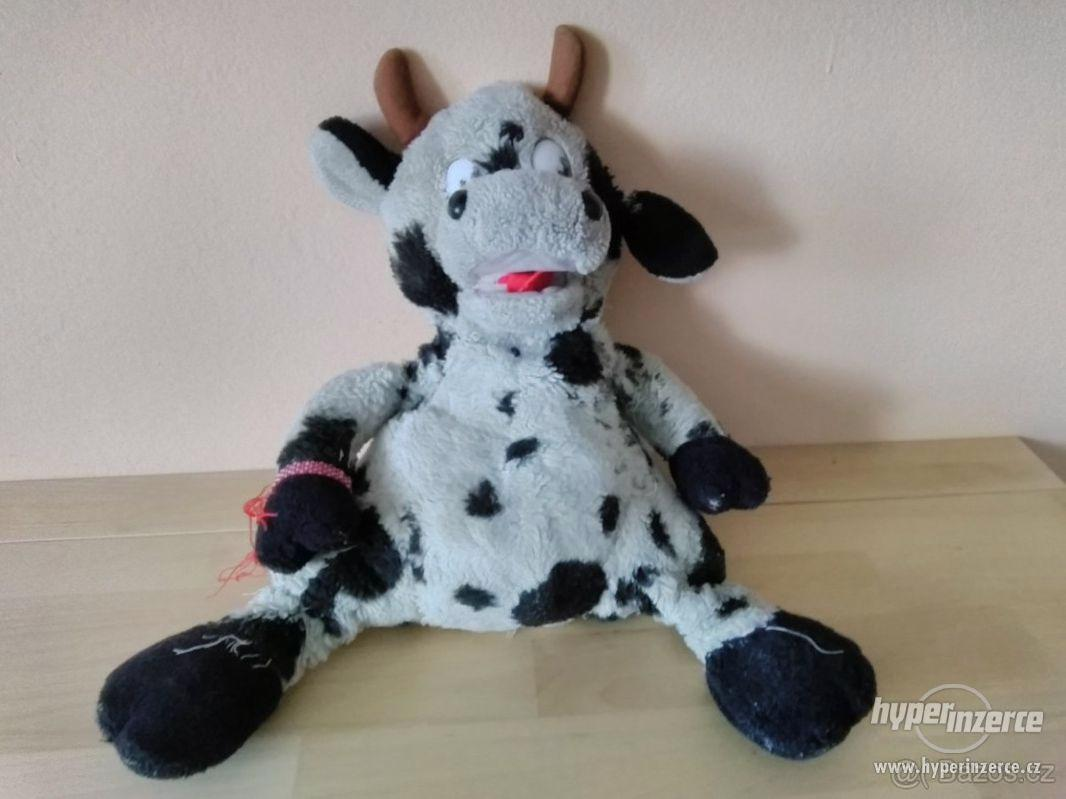Sháním plyšáka krávu - foto 1