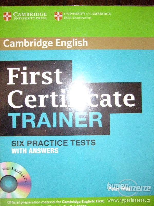 First Certificate in English Trainer