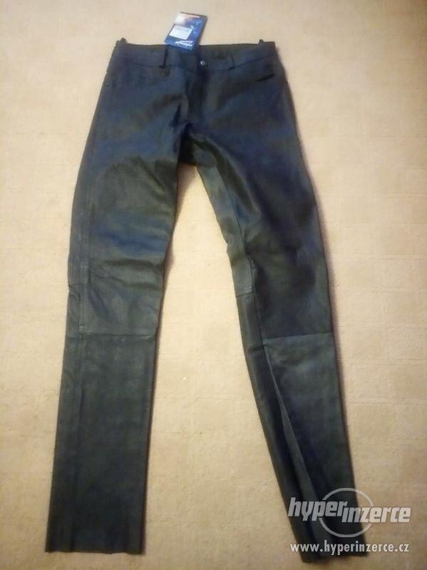 Prodám kožené kalhoty  vel. 50