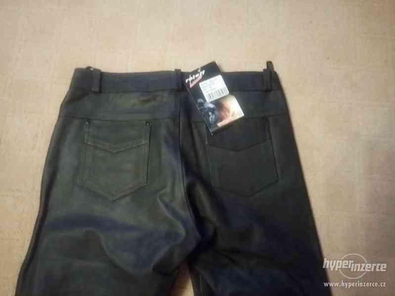 Prodám kožené kalhoty  vel. 50 - foto 4