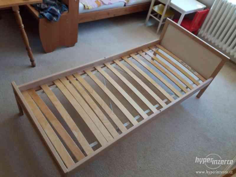 Dětská postel ikea sniglar - foto 1