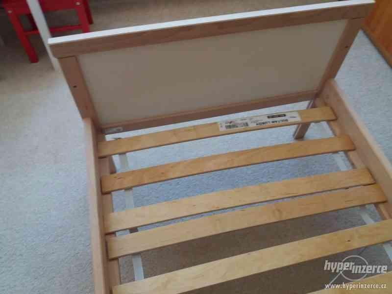 Dětská postel ikea sniglar - foto 5