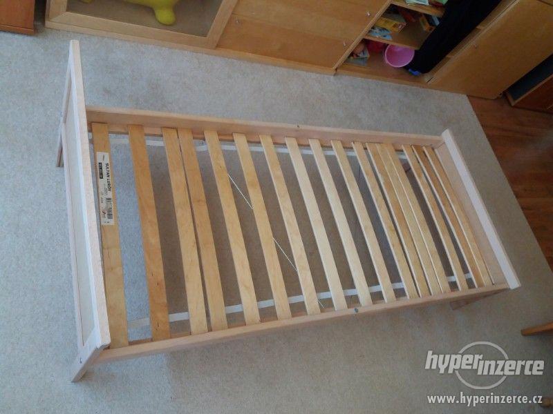 Dětská postel ikea sniglar - foto 4