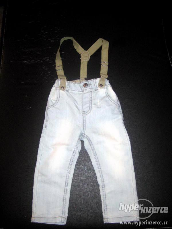Prodám dětské džíny