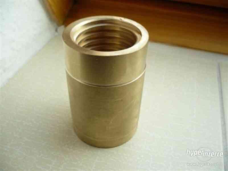 Bronzové matice zvefáku ROMEICO - foto 1