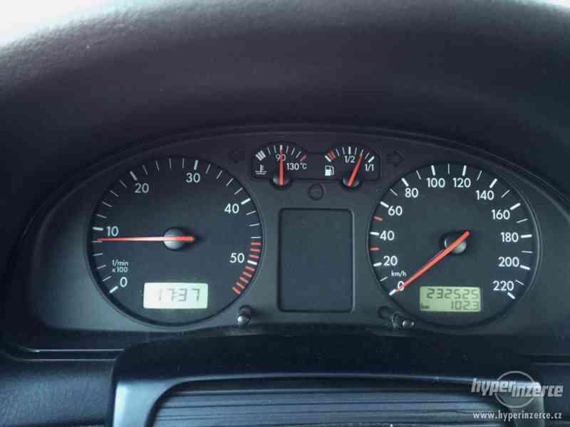 VW Passat 66kw 03/1999 Kliaautomatik Rozvody Alu S-line TOP - foto 5