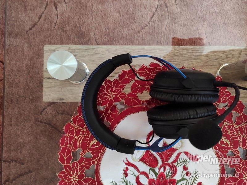 Sluchátka pro PS4, PS4 PRO, PS4 slim - foto 1
