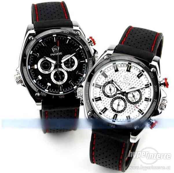 Pánské luxusní hodinky FUYATE - automatické.
