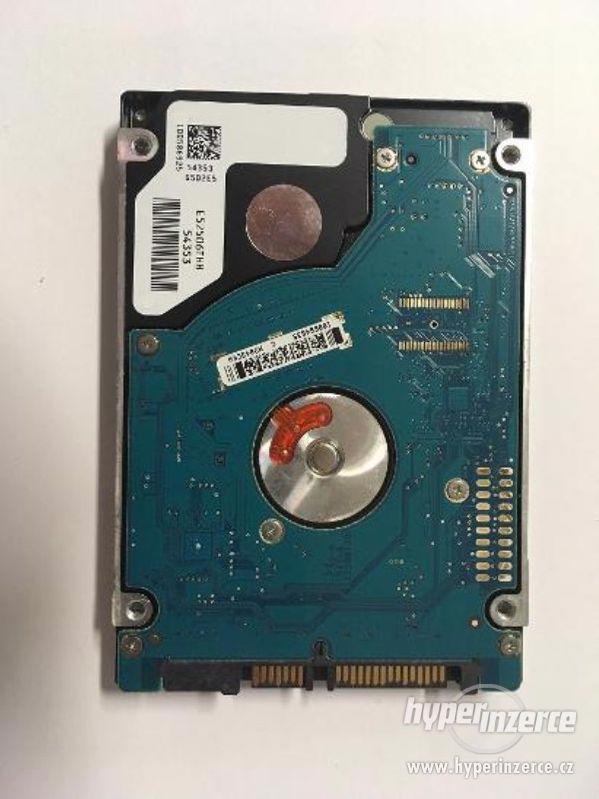 HDD do NB Seagate Momentus ST9500325AS 500GB 5400ot SATA II - foto 2