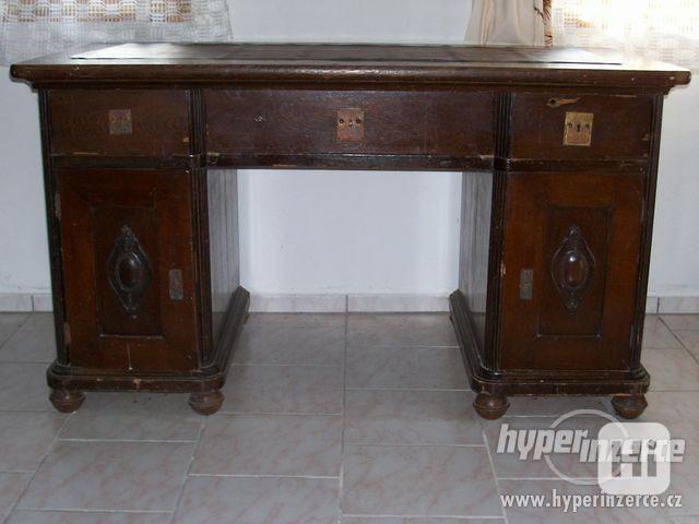 Prvorepublikový starožitný nábytek. - foto 6