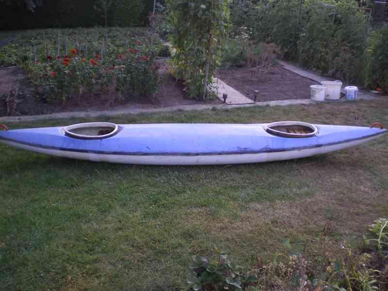 Prodej kanoe