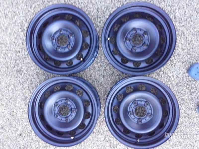 Plechové disky na BMW 6.5Jx16 5x120