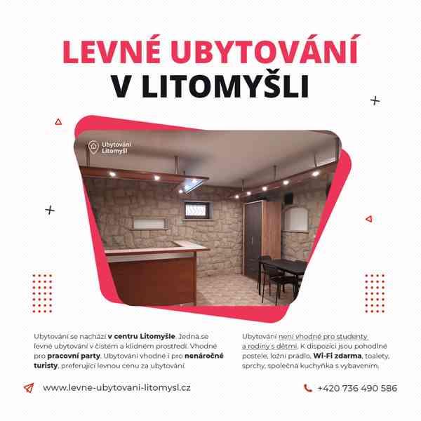 ubytování v Litomyšli - foto 1
