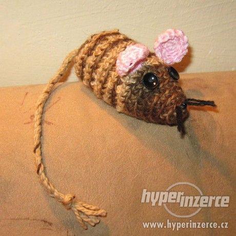 Ručně dělané myšky 10-11cm - foto 3