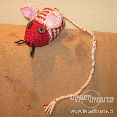 Ručně dělané myšky 10-11cm - foto 4