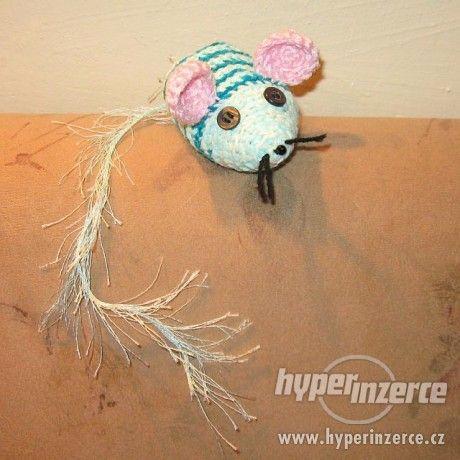 Ručně dělané myšky 10-11cm - foto 5