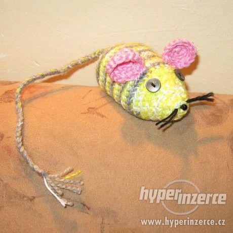 Ručně dělané myšky 10-11cm - foto 7
