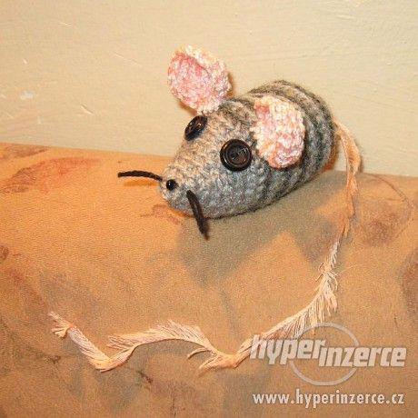 Ručně dělané myšky 10-11cm - foto 8