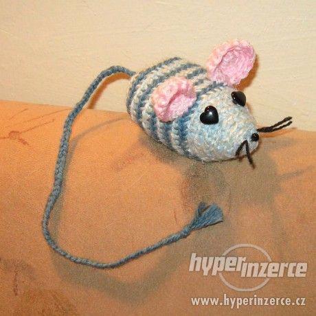 Ručně dělané myšky 10-11cm - foto 9
