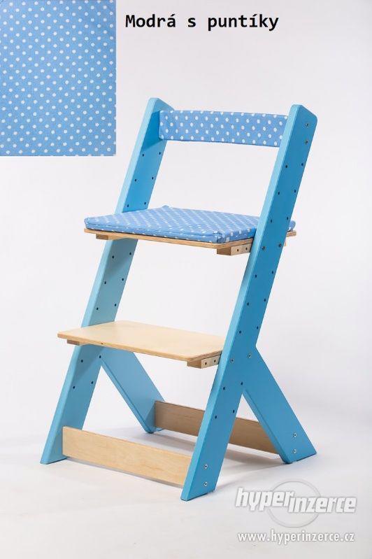 MOLITANOVÁ OPĚRKA k rostoucím židlím ALFA a OMEGA - foto 1