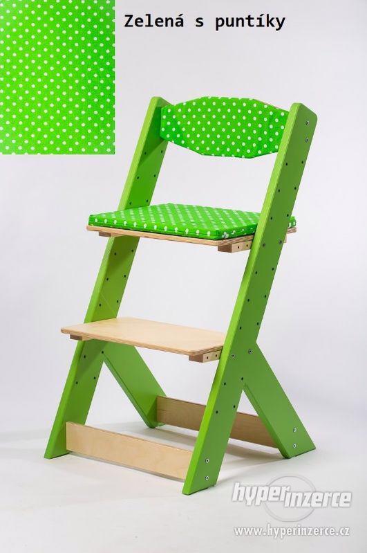 MOLITANOVÁ OPĚRKA k rostoucím židlím ALFA a OMEGA - foto 2