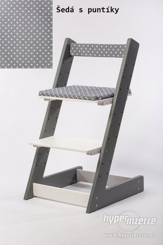 MOLITANOVÁ OPĚRKA k rostoucím židlím ALFA a OMEGA - foto 3