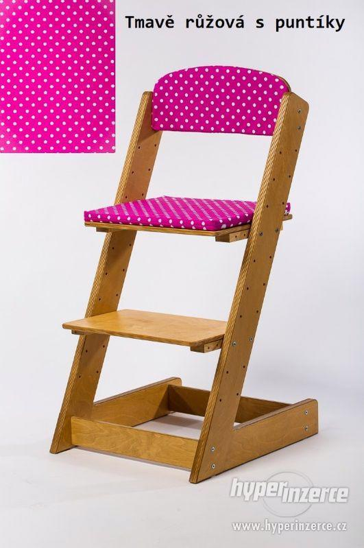 MOLITANOVÁ OPĚRKA k rostoucím židlím ALFA a OMEGA - foto 4