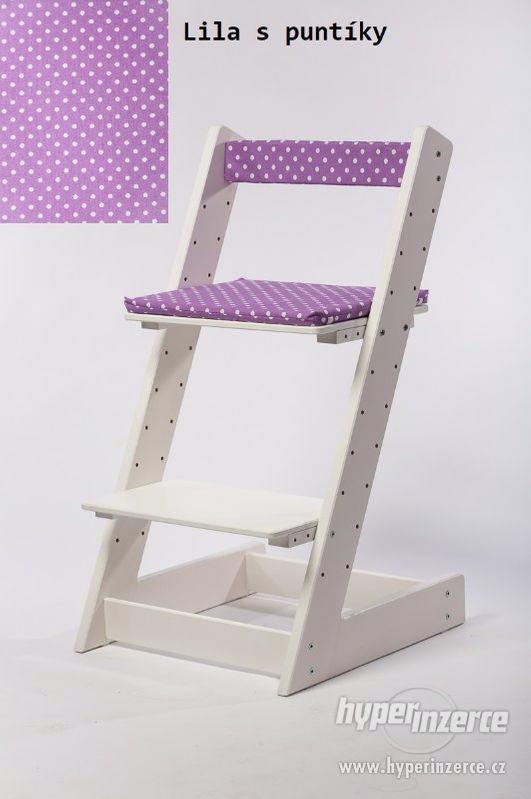 MOLITANOVÁ OPĚRKA k rostoucím židlím ALFA a OMEGA - foto 5