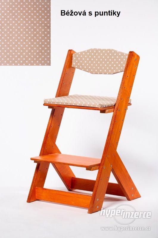 MOLITANOVÁ OPĚRKA k rostoucím židlím ALFA a OMEGA - foto 6