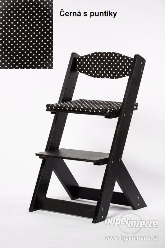 MOLITANOVÁ OPĚRKA k rostoucím židlím ALFA a OMEGA - foto 7