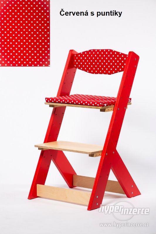 MOLITANOVÁ OPĚRKA k rostoucím židlím ALFA a OMEGA - foto 8