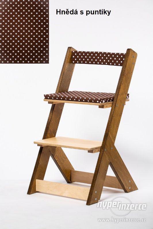MOLITANOVÁ OPĚRKA k rostoucím židlím ALFA a OMEGA - foto 9