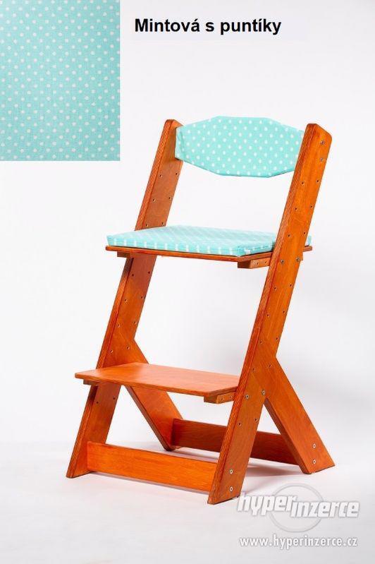 MOLITANOVÁ OPĚRKA k rostoucím židlím ALFA a OMEGA - foto 10
