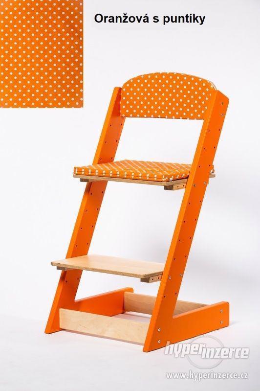 MOLITANOVÁ OPĚRKA k rostoucím židlím ALFA a OMEGA - foto 11