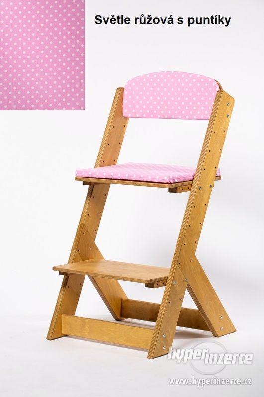 MOLITANOVÁ OPĚRKA k rostoucím židlím ALFA a OMEGA - foto 12