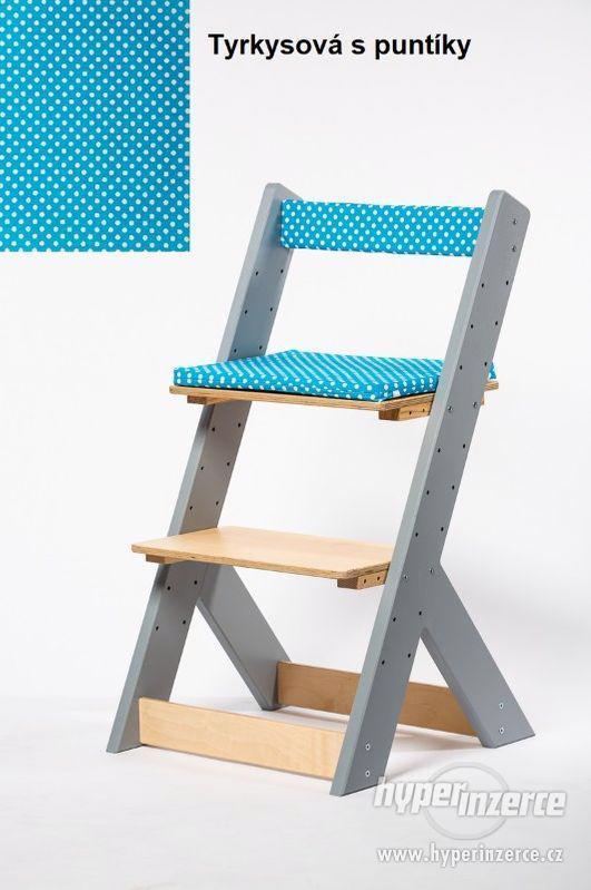 MOLITANOVÁ OPĚRKA k rostoucím židlím ALFA a OMEGA - foto 13