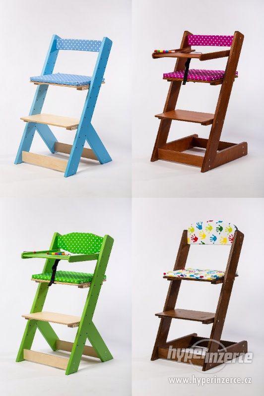 MOLITANOVÁ OPĚRKA k rostoucím židlím ALFA a OMEGA - foto 14