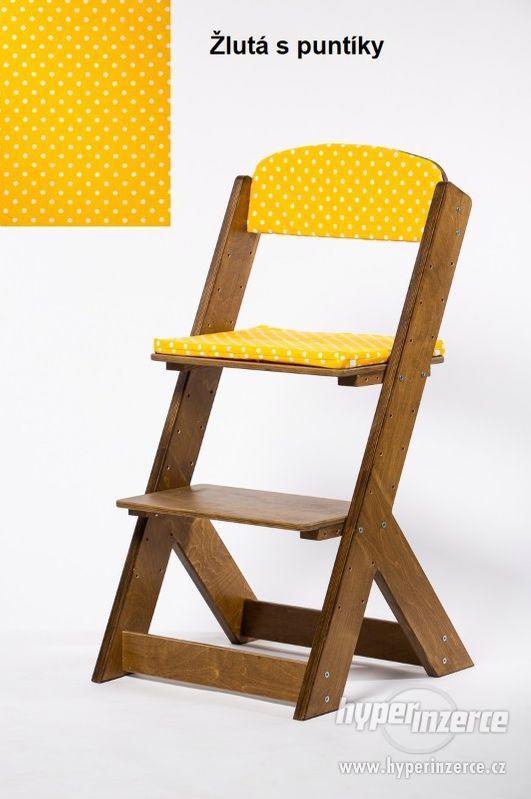 MOLITANOVÁ OPĚRKA k rostoucím židlím ALFA a OMEGA - foto 15