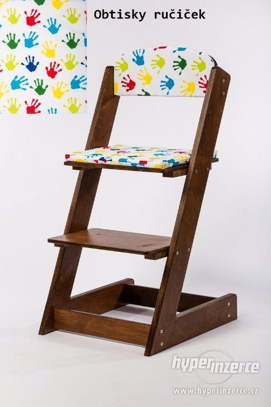 MOLITANOVÁ OPĚRKA k rostoucím židlím ALFA a OMEGA - foto 16