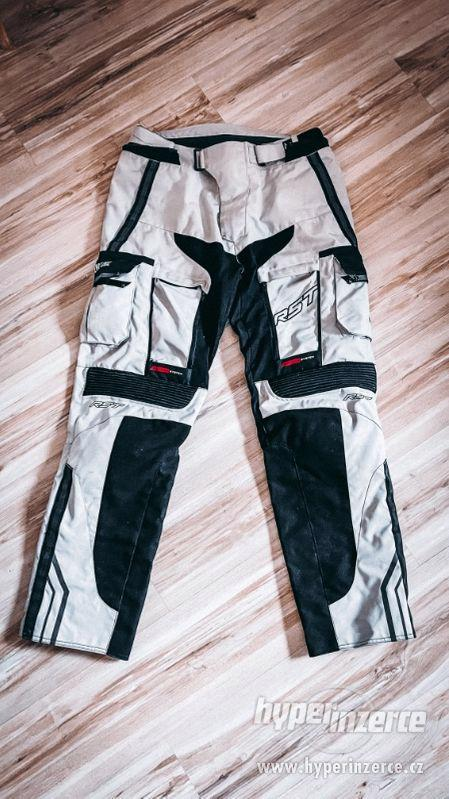 RST adventure motorkářské kalhoty